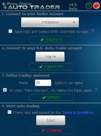 did you Online platform Trade Binary Options Calvin money
