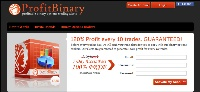 Real Binary option live trading Leamington Payout Rate