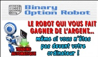 Top binary option robot AGO your