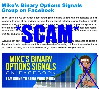 this Reviews Binary option live trading VN